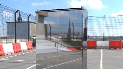 昆明云茂定制不锈钢操作台、不锈钢机柜机箱的生产厂家