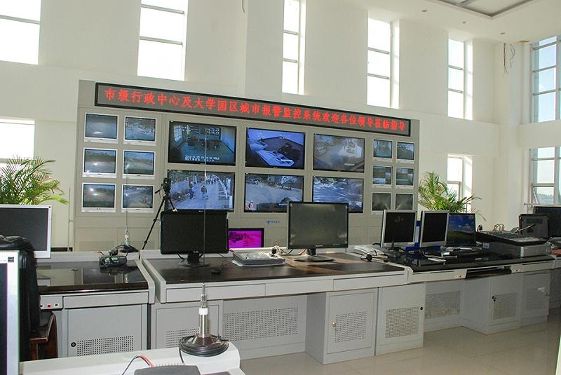 安防监控中心