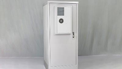 极简版的一体化户外机柜,重要的是便宜