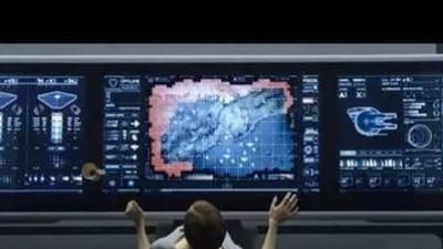 未来的操作台是什么样子的?