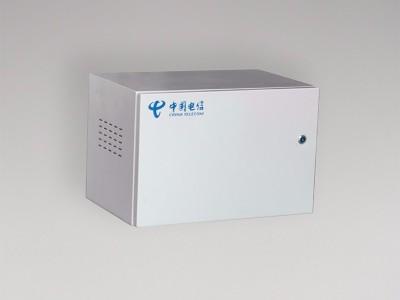 """昆明云茂专为中国电信""""明厨亮灶""""项目设计的设备箱定型"""