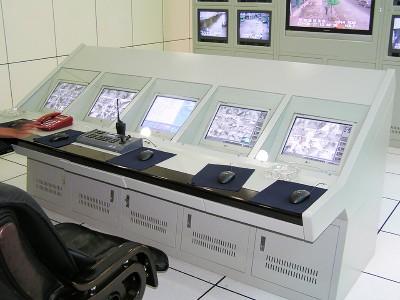 昆明云茂为监狱安防集成系统提供操作台,网络机柜等壳体的一站式定制