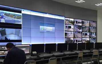 昆明滇池会展中心监控中心配套设备定制