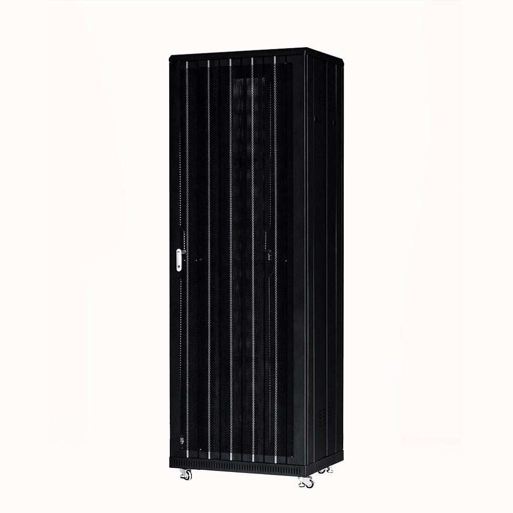 800宽服务器机柜黑色