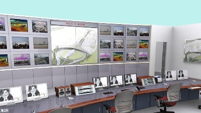 监控操作台的外观有哪几种形式
