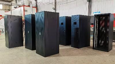 云南客户定制智能配电柜壳体交付使用