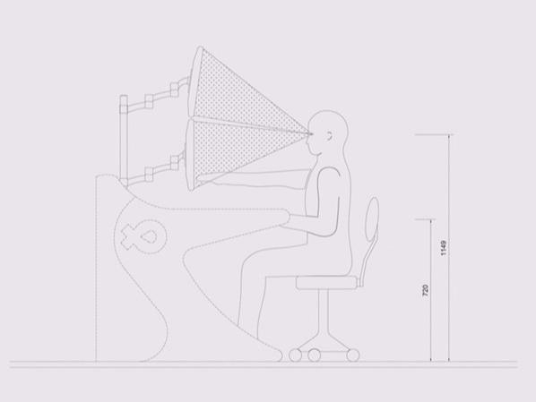 云茂通信为您浅析监控指挥中心操作台尺寸设计的原理