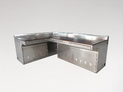 云南哪里可以买到不锈钢操作台和机箱机柜