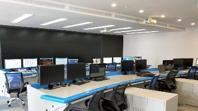 什么样的监控操作台能让监控室上档次