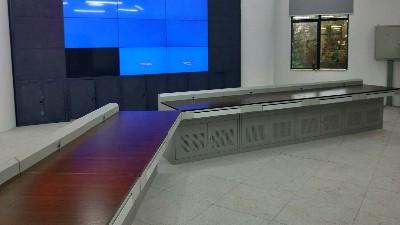 云南定制监控杆,监控操作台及机箱机柜的钣金加工厂