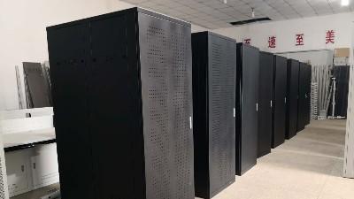 定制大容量电池柜交付