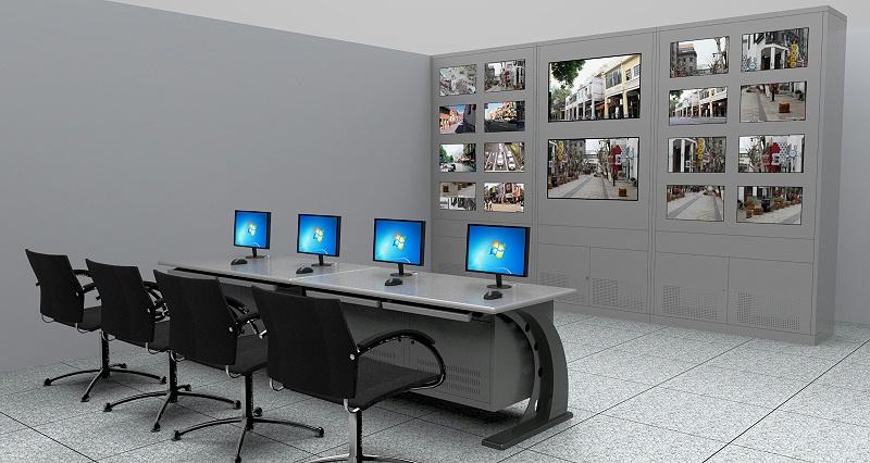 电视墙操作台