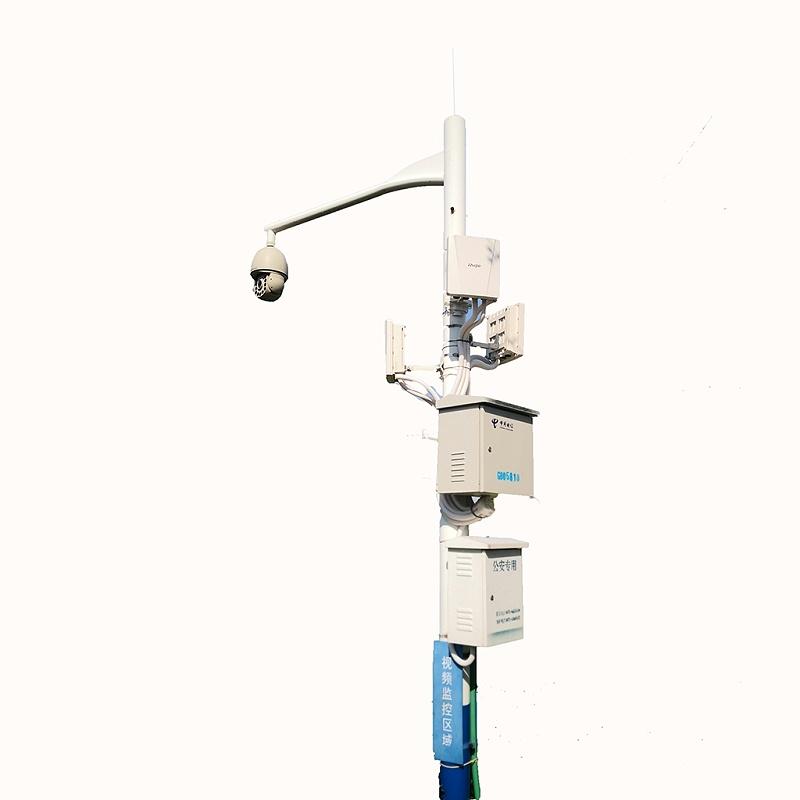 智慧城市监控杆